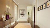 Przedpokój, apartament Jaguara w Londynie