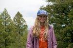 dziewczynka w czapce